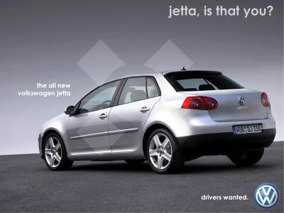 Nova 2005 VW Bora (Jetta)