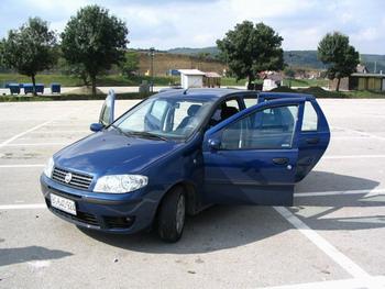 Fiat Punto 1.3 JTD – MultiJet