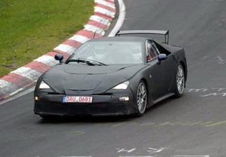Lexus LF-a Sportski kupe