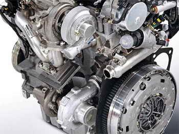 Alfa Romeo twin turbo dizel