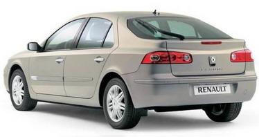 2005 Renault Laguna – redizajn