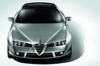 Alfa Romeo Brera – zvanične fotografije