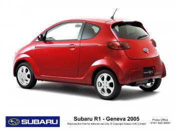 Dva nova Subarua za Ženevski sajam