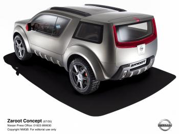 Nissan najavio novi model – Zaroot