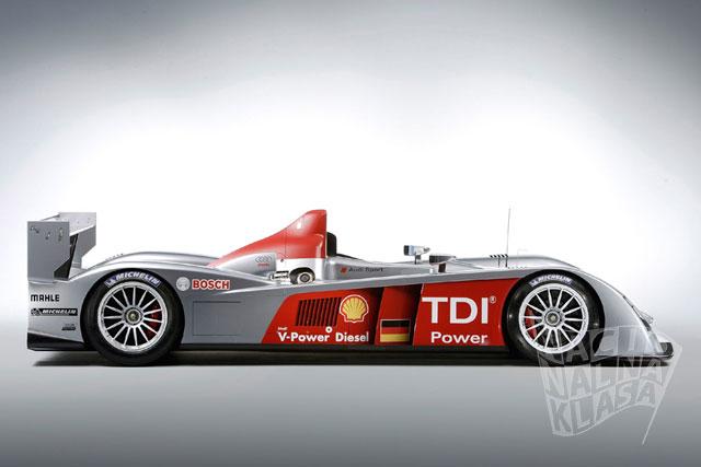 Audi R10 - partneri