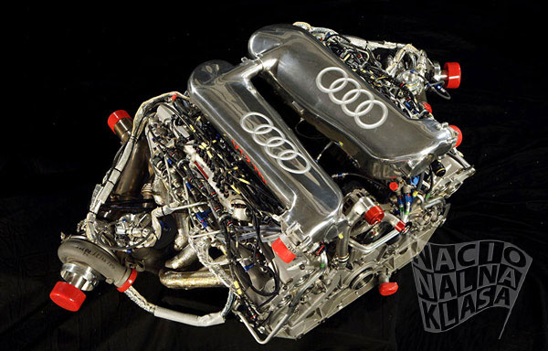 V12 TDI motor