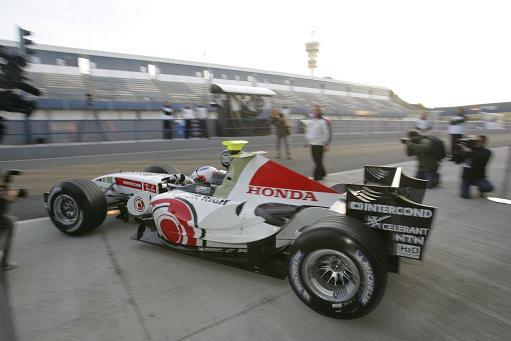 F1: Barikelo i Baton u novoj Hondi