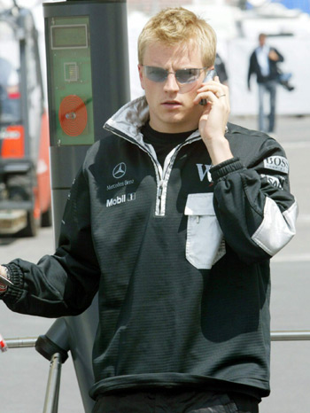 F1: Kimi odbio ponudu Meklarena?