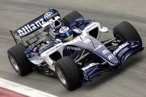 F1: Grmljavina usred pustinje