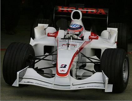 F1: Japanci testirali SA05 u Engleskoj