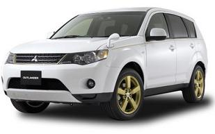 Mitsubishi Outlander G-Limited