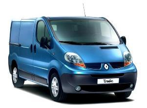 Novi Renault Trafic i Master