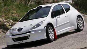 Peugeot predstavio 207 Super 2000