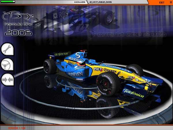 CTDP F1-2005 - prvi pravi Formula 1 mod za rFactor   Nacionalna Klasa