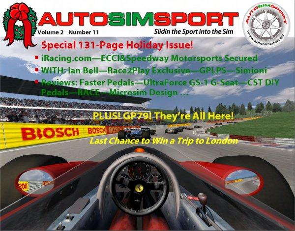 AutoSimSport  – Decembar 2006