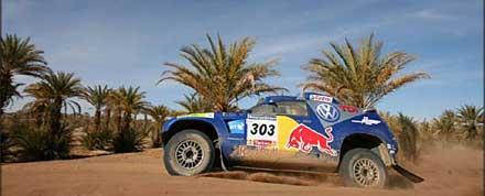 Tchaguine odustao na petoj etapi Dakara