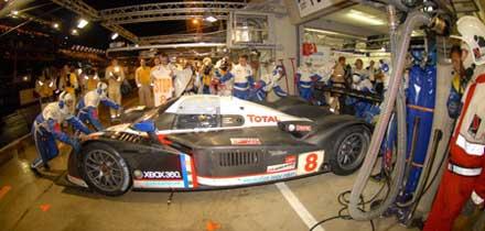 Prvo startna pozicija za Peugeot  na Le Mans 2007