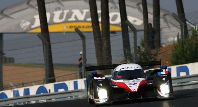 Bourdais u Peugeotu 908 najbrži na Le Mans testovima
