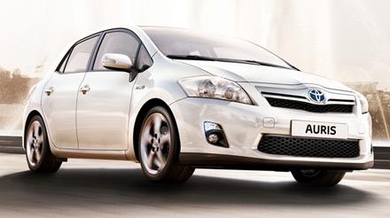 Toyota Auris cenovnik