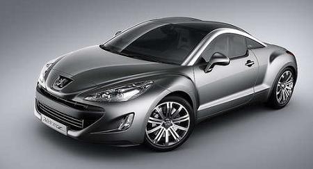 Koncept: Peugeot 308 RC Z