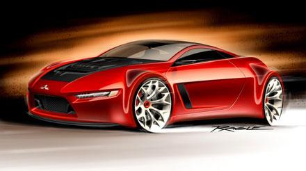 2008 Mitsubishi RA koncept