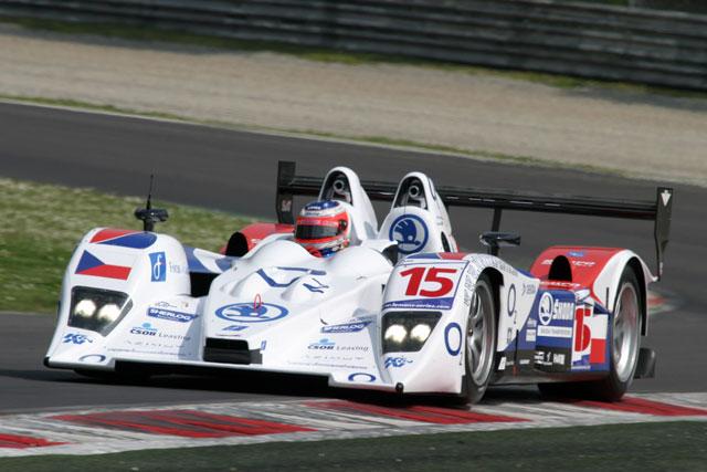 Tomas Enge vozi za Team Modena