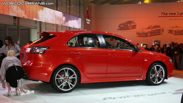 Ženeva: Mitsubishi Sportback