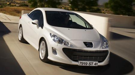Zvanične slike: Peugeot 308 CC