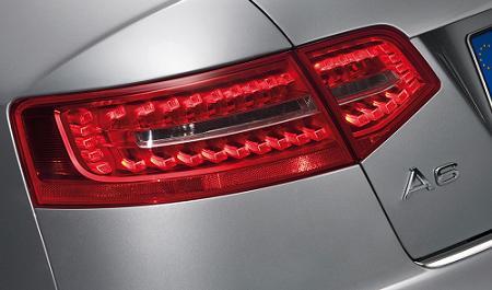 Restilizacija: 2009 Audi A6