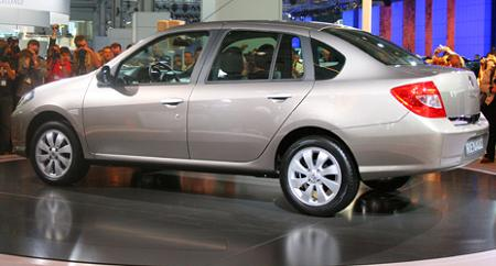 Moskva: Renault predstavio Symbol