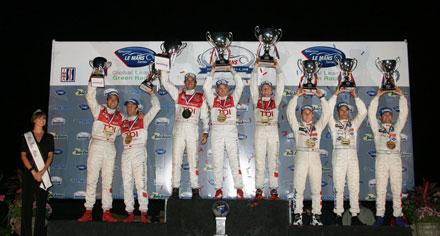 I Petit Le Mans pobeda u rukama Audija!