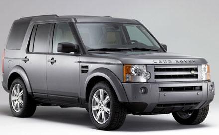 Grand Motors: Discovery 3 na popustu