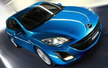 Mazda3 hečbek stiže u Bolonju 3.decembra