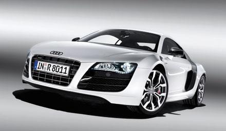2009 Audi R8 V10 5.2 FSI