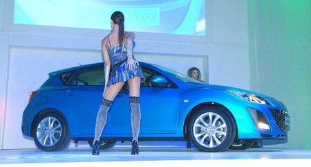 Nova Mazda3 otkrivena na salonu u Bolonji