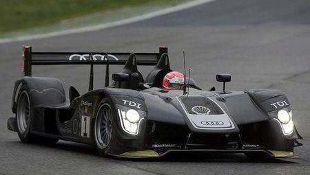 Audi objavio prvu fotografiju R15 TDI prototipa