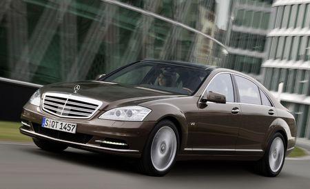 Video: Restilizovani Mercedes S klase