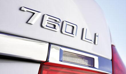 2009 BMW 760i V12