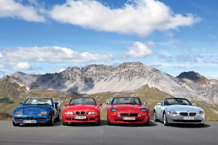 BMW slavi 75 godina proizvodnje roadstera