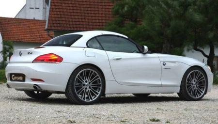 G-Power BMW Z4 roadster