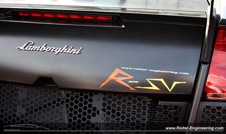 REITER Lamborghini Murcielago LP 670 R-SV