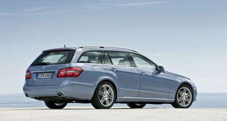 Mercedes predstavio E klasu karavan