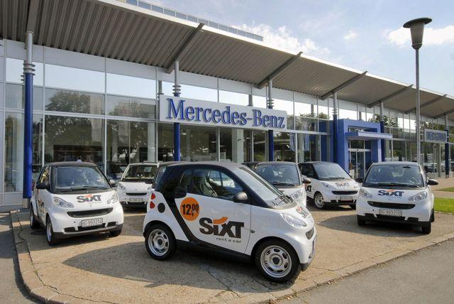 Sixt Rent A Car Beograd