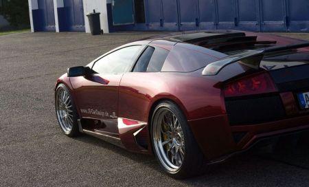 JB Car Design Lamborghini Murciélago JB-R