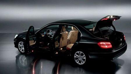 Mercedes E-Klasa je najomiljeniji nemački automobil