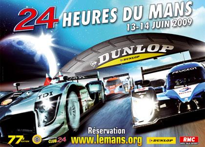 Objavljen spisak učesnika za 2010 Le Mans