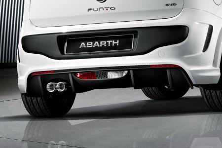 Abarth Punto EVO 1.4 turbo spreman za Ženevu