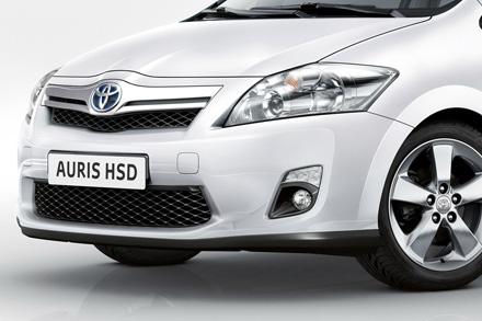 Toyota Auris HSD – spremna za prodajne salone