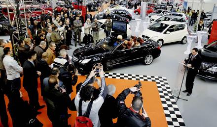 BG Car Show: Mercedes predstavio E kabriolet