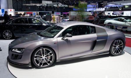 Izveštaj iz Ženeve: ABT predstavio R8 GT R V10